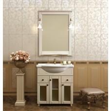 Комплект мебели Deluxemebel Римини 85 слоновая кость