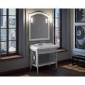 Комплект мебели Smile Империал 80 белый