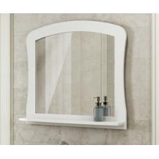 Зеркало с полкой Коллекция Венеция 80 Comforty