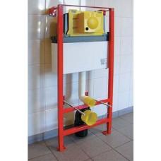 Инсталляция для подвесного унитаза 3100 Carre WC Front