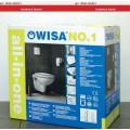 Инсталляция WISA+подвесной унитаз.