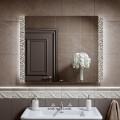 Зеркало Delveto 100 Alavann