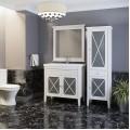 Комплект мебели Opadiris Палермо 75 белый